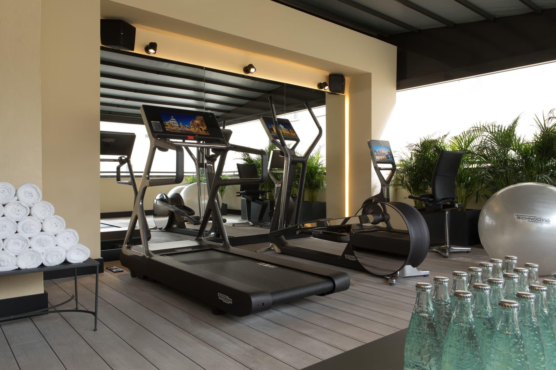 Pavilions Gym