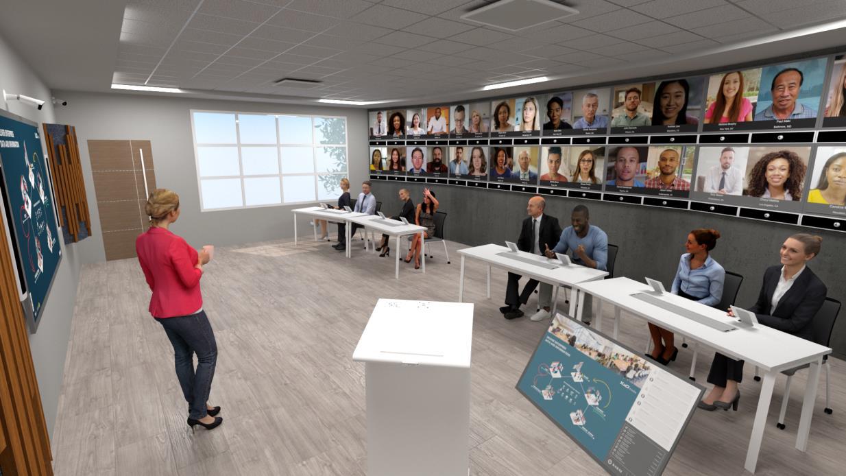 Virtual Classroom Perspective